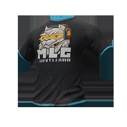 Curvyllama T-Shirt