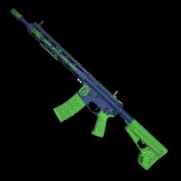 PS7 Showdown Viewer AR-15