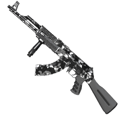 Urban Camo AK-47