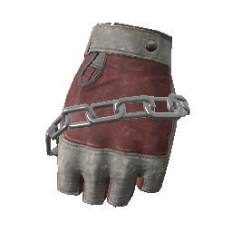 Bandit Fingerless Gloves