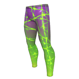 Barbed Wire Wrestling Tights