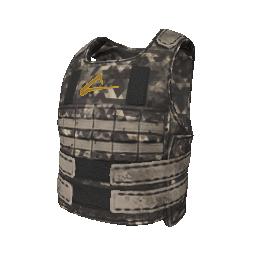 Sniper Laminated Body Armor