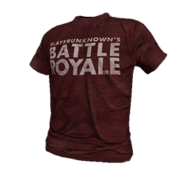 Red Battle Royale T-Shirt
