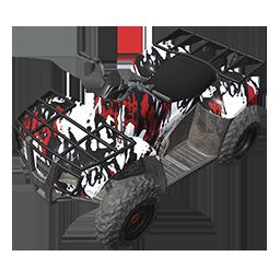 Back Spatter ATV