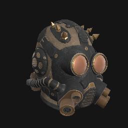 Nomad Spiked Helmet