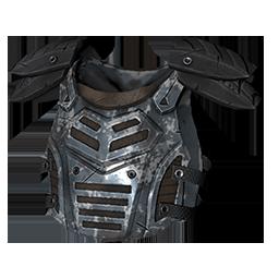 Rusted Metal Armor