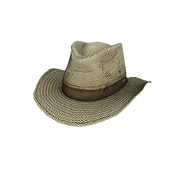 Tan Canvas Outback Hat