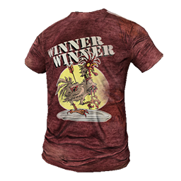 Hardcore Winner Winner Chicken Dinner Shirt