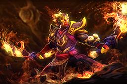 烈火之铠Blaze Armor