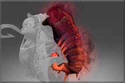铭刻 食腐婪虫Inscribed Scavenging Guttleslug