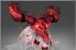 純正 猩紅見證者的地獄酋魁Genuine Infernal Chieftain of the Crimson Witness