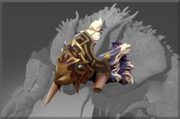 猛兽之心战盔Helm of the Ferocious Heart