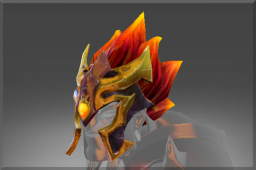 烈火之铠发焰Flaming Hair of Blaze Armor