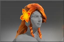 炽焰发辫Braid of Fiery Curls
