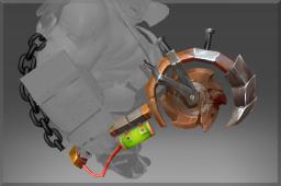 疗疾装甲圆锯Surgical Precision Buzzsaw