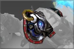真元之霸肩铠Pauldrons of the Elemental Imperator