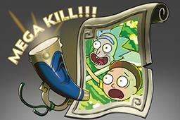 连杀配音:Rick和MortyMega-Kills: Rick and Morty