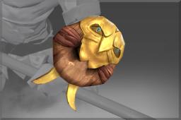 铭刻 金鬃军团护手Inscribed Gauntlet of the Golden Mane