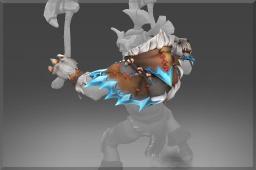 冰川残骸劫掠者护肩Shoulders of the Icewrack Marauder