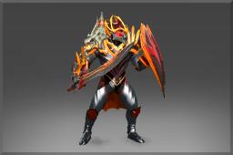 龙之屠戮骸骨套装Bones of the Slain Dragon Set