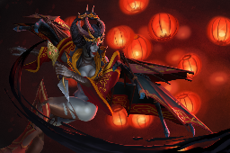 蔽日之刺的华服载入画面Regalia of the Parasol's Sting Loading Screen