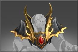 暗黑魔导士披肩Mantle of the Blackguard Magus