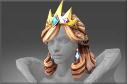 冰晶女王头饰Tiara of the Crystalline Queen