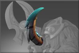 雪恨卫士长角Horn of the Vindictive Protector