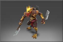 强化猎人之服套装Hardened Hunter's Gear Set
