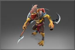 血染沙漠猎人套装Hunter of the Blood Stained Sands Set