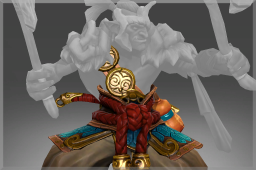 雄横司令护甲Armor of the Imperious Command