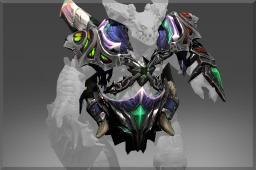 深渊灾劫铠甲Armor of the Abyssal Scourge