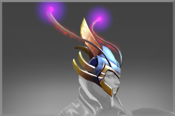 礁腹骑士战盔Helm of the Reef Kyte Rider
