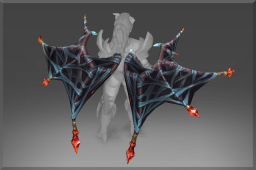 铭刻 玛瑙罗网魔翼Inscribed Wings of the Ruby Web