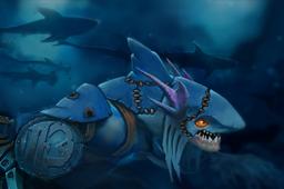铭刻 暗黑之礁逃犯Inscribed Dark Reef Escape