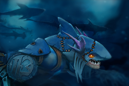 暗黑之礁逃犯载入画面Dark Reef Escape Loading Screen