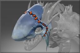 鲨鱼头巾Shark Cowl