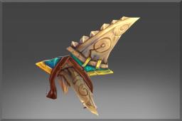 深海守卫的利齿护腕Deep Warden's Tooth Bracer