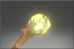 赛诺里安的宝石法杖Sinorian Sphere Staff
