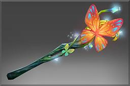 纯正 蝶舞之杖Genuine Fluttering Staff