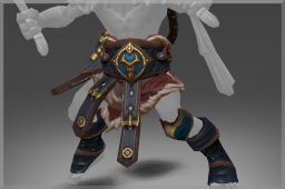 蛮荒商贩的护甲Armor of the Savage Monger