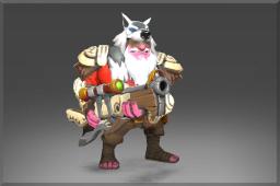 呼啸狂狼之灵套装Spirit of the Howling Wolf Set