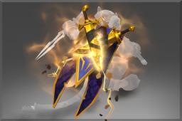 铭刻 纯金谍影潜藏Inscribed Golden Shadow Masquerade