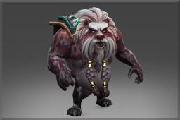 屠狼猎士形态Form of the Wolf Hunter