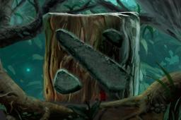 古老树皮Elder Bark
