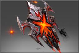 炽炎之魇坚盾Shield of the Burning Nightmare