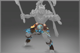 冰川残骸劫掠者护甲Armor of the Icewrack Marauder