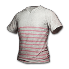 Striped T-shirt (Pink)