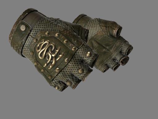 九头蛇手套(★) | 红树林 (久经沙场)★ Hydra Gloves | Mangrove (Field-Tested)