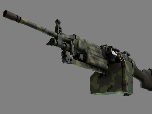 M249 | 丛林 DDPAT (崭新出厂)M249 | Jungle DDPAT (Factory New)